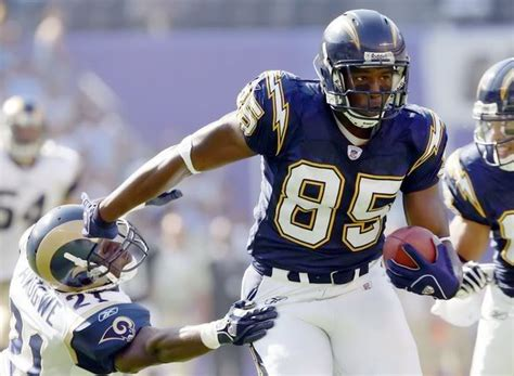 Antonio Gates Placed On The Bolts Pup List