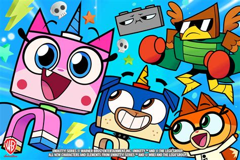 'lego Movie's' Unikitty Gets Animated Series At Cartoon