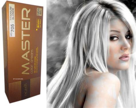 Hair Color Permanent Hair Cream Dye Light