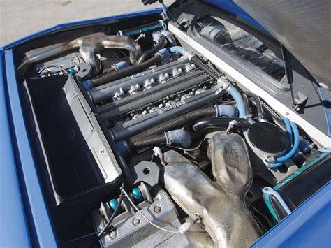 Bugatti W16 Engine For Sale by For Sale 1993 Bugatti Eb110 Gt In Mint Condition