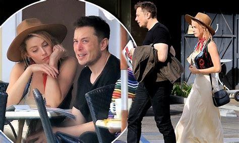 Amber Heard and Elon Musk reunite at breakfast haunt in LA ...