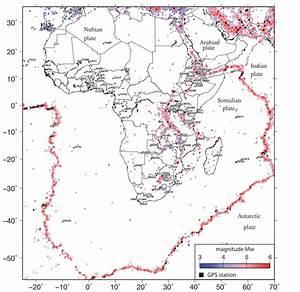 Natural Hazards  Arabian Tectonic Plates