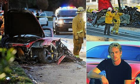 DebaOnline4U: Paul Walker Dead in Fiery Car Crash Photos