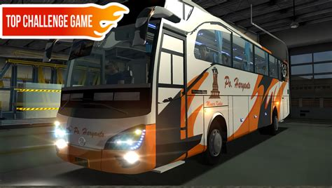 animasi bus indonesia terlengkap  terupdate top animasi