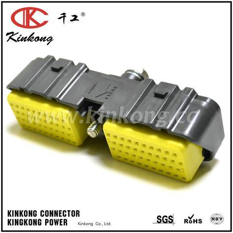 80p Toyota 2jz Amp Ecu Automotive Connector Plug 178411-6