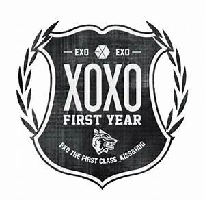 EXO XOXO Logo PNG [ render ] by Chocoshim on DeviantArt
