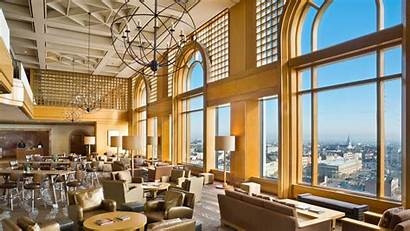 Orleans Westin Canal Place Lobby Hotel Packages