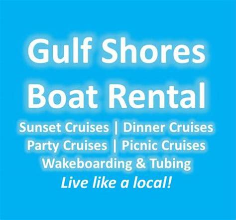 Gulf Shores Boat Rental by Gulf Shores Boat And Paddlesports Rental Gulf Shores Boat