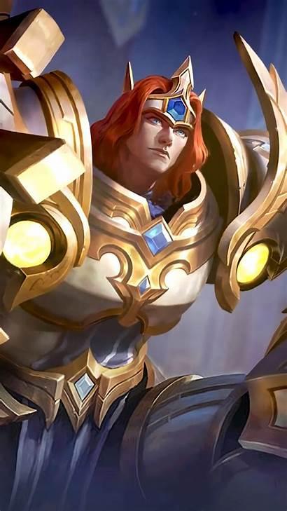 Lightborn Mobile Legends Skin Tigreal Fanny 4k