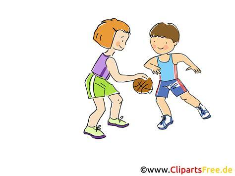 Spielendes Comic by Basketball Bild Clipart Comic Image Gratis