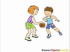 Basketball Bild, Clipart, Comic, Cartoon, Image gratis