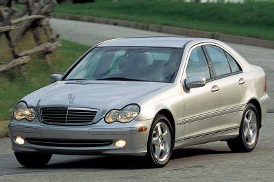 Picture of 2003 Mercedes-Benz C-Class Sedan