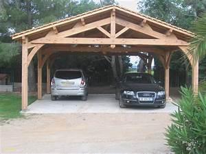 Abri En Kit : abri de garage unique d mo montage abri voiture bois ~ Premium-room.com Idées de Décoration