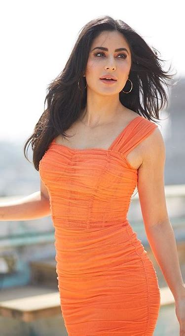 katrina kaif  vibrant   figure hugging dress