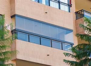 Rideau Pour Balcon : fermeture de balcon en verre sans profils pour balcon ~ Premium-room.com Idées de Décoration