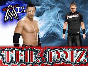 WWE Superstar The Miz Wallpapers HD Pictures – One HD ...