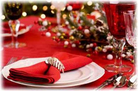 christmas table decorations christmas luncheon table