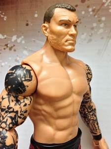 Randy Orton WWE Mattel Best of PPV Figure Review BOPPV - Toy Review Daily  Randy