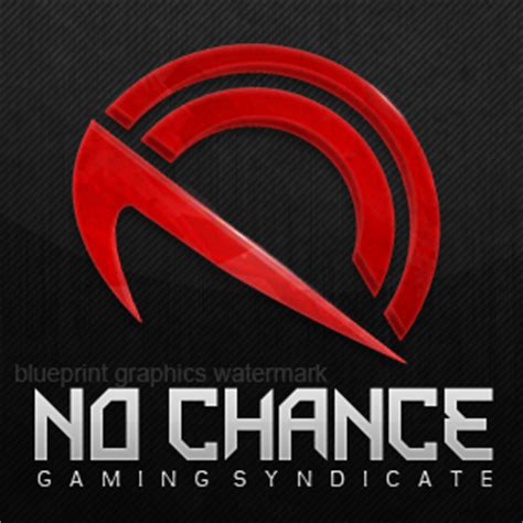 No Chance Logo By Libraryofdesigns On Deviantart