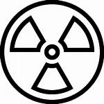 Icon Active Radio Radioactive Industry Icons Nuclear