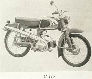 Differences Between The Honda C100  C102  C110 And C114