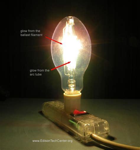 mercury vapor light the mercury vapor l how it works history