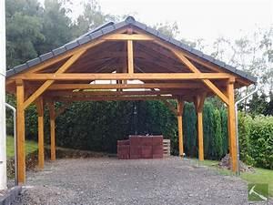 Carport Aus Holz : carport holz catlitterplus ~ Whattoseeinmadrid.com Haus und Dekorationen