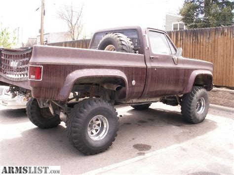 Armslist For Sale Modified Hunting Truck