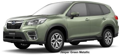 subaru forester body color photo exterior colour