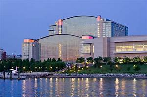 National Harbor and DC