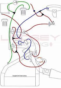 Vacuum Diagrams At Lindsey Racing