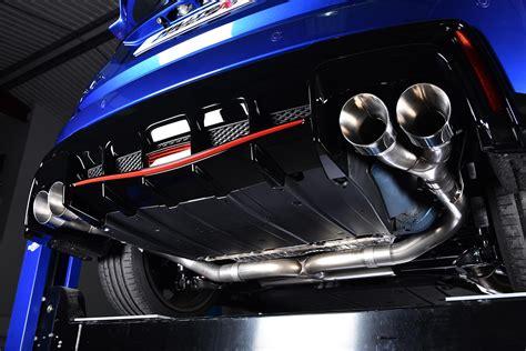 Honda Civic Type R Tuning Milltek Exhaust Auspuff