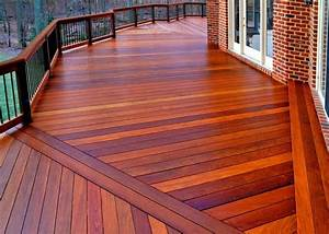 Which outdoor material is best for your virginia home for Exterior decking materials