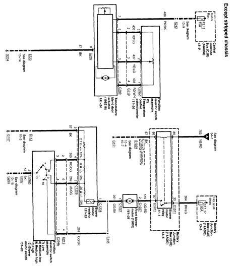 online service manuals 2007 ford e250 parental controls 2005 ford econoline e350 fuse diagram
