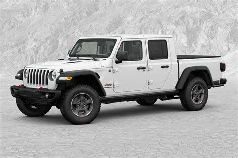 2020 Jeep Gladiator Build And Price by 2020 Jeep Gladiator How I D Spec It Automobile Magazine