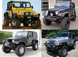 Cocuyos Jeep Wrangler Tj 97   Frontales