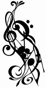 Music Tattoo Designs - ClipArt Best