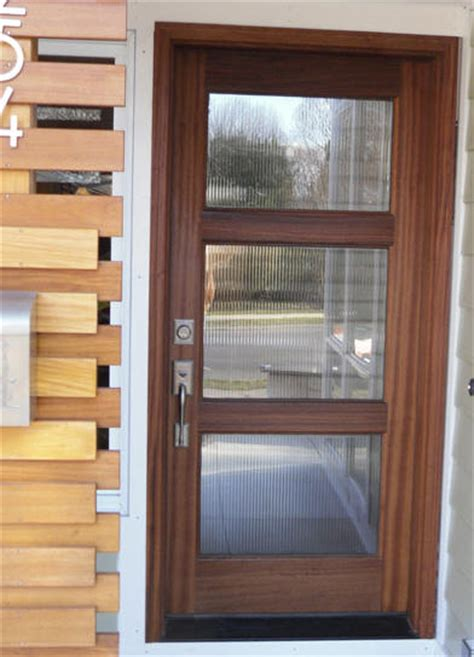 wood exterior doors with glass modern entry doors wood and glass door designs tri lite