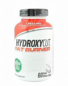 Hydroxycut Fat Burner By Muscletech  60 Caplets