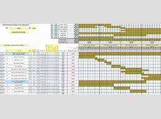 Planilhas Em Excel Cronograma Projetos R$ 33,50 em