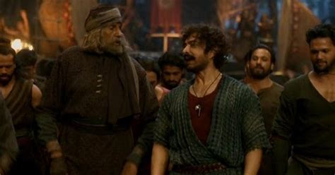 thugs  hindostan china  weekend collection remain