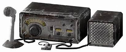 Ham Radio Fallout Hamradio Broken Vegas Hf
