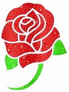 Rose Facile A Dessiner Comment Dessiner Une Rose Facilement