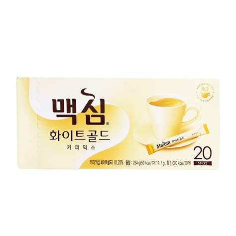Get the best deal for maxim flavored coffee from the largest online selection at ebay.com. DONGSUH Maxim White Gold Coffee Mix, 11.7g x 20 Sticks, 234g