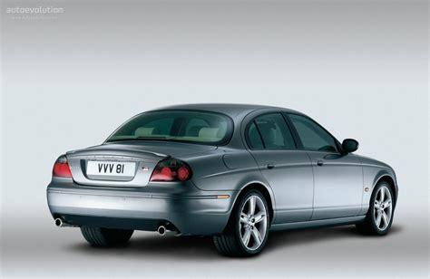 Jaguar S Type R Specs 2004 2005 2006 2007 Autoevolution