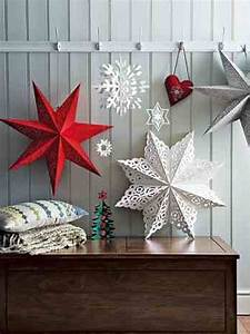 38, Christmas, Decoration, Ideas, Using, Paper, For, 2016