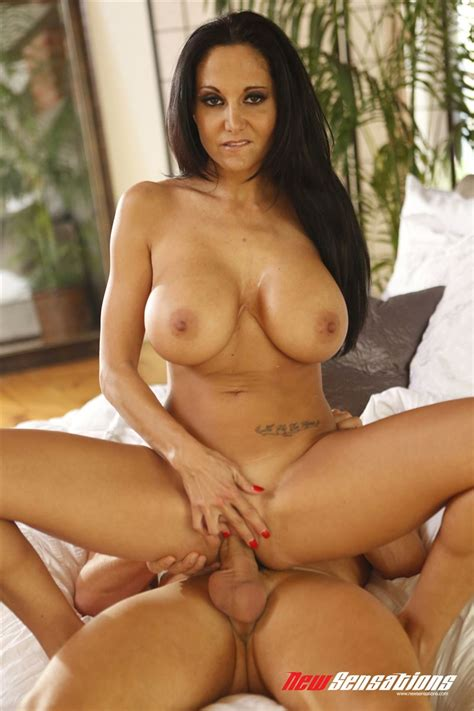 Ava Addams Gets Fucked By Big Cock In Her Cute Blue