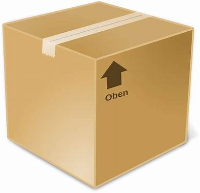 Package Box Clipart Packages Transparent Icon Background