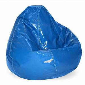 furniture large blue bean bag chair with young adult bean With comfortable bean bag chairs for adults