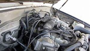 1992 Fj80 Land Cruiser Pre Tear Down Engine Run